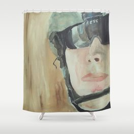 soldier 1 Shower Curtain