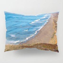 Point Reyes Coastal Scenery Pillow Sham