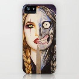 Hel Of Helheim iPhone Case