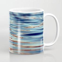 Closeup of waves in water Coffee Mug