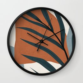 Abstract Art 35 Wall Clock