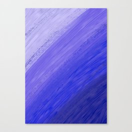 Colored Brush without Gold Foil 10 Canvas Print