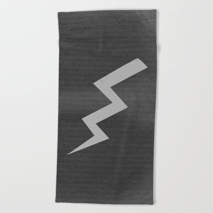 Forgotten Ideas Beach Towel