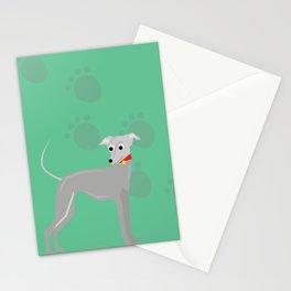 Rocket Greyhound Stationery Cards