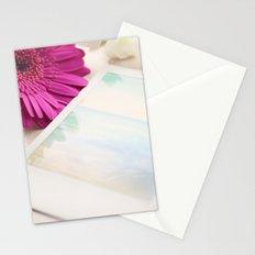 Gerbera, Phlox and Polaroids Stationery Cards