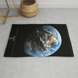 NASA Hubble Space Telescope Poster - Hubble Views of the Universe - Earth Rug
