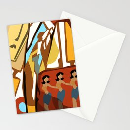 Club One Stationery Cards