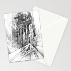 City of the Future Stationery Cards
