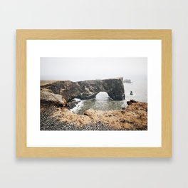Northwest Coast Framed Art Print