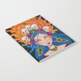 Warrior Goddess Notebook