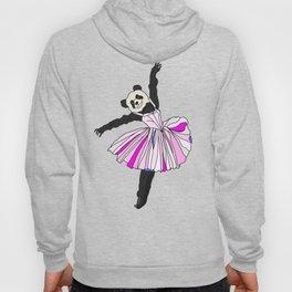 Panda Bear Ballerina Tutu Hoody