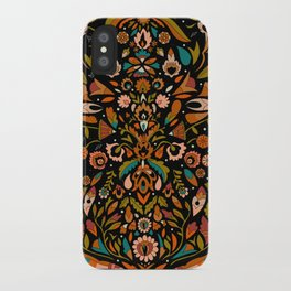 Botanical Print iPhone Case