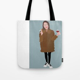 Hapy New Year, Be the best version of yourself Tote Bag