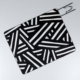 Monochrome 01 Picnic Blanket