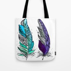 Beauty and Grace 2 Tote Bag