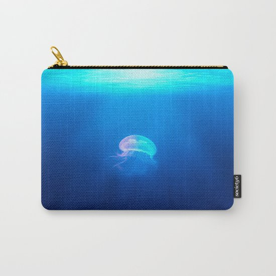 Jellyfish are beautiful Carry-All Pouch