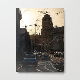 Cathedral, Belem - Portugal Metal Print