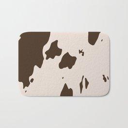 Cowhide design Bath Mat