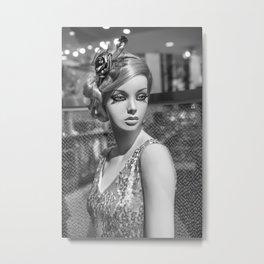 Mannequin 146a Metal Print