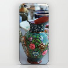 Vase iPhone & iPod Skin