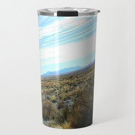 Nevada scenery Travel Mug