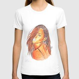 BAD GIRL RIRI  T-shirt