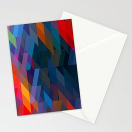 Obscured. Stationery Cards