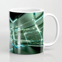 Emerald Tunnels no2 Coffee Mug