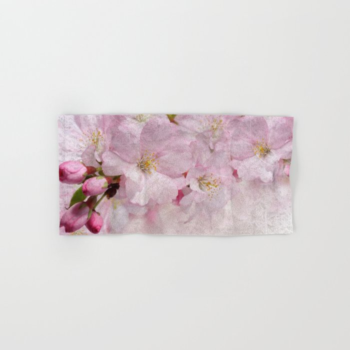 Cherry blossom #10 Hand & Bath Towel