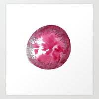fruit Art Prints featuring Fruit by Hedda Hultman