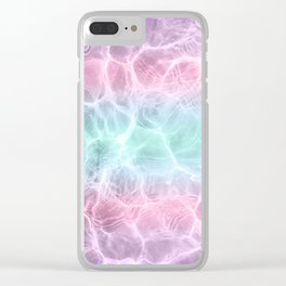 Pool Dream #2 #water #decor #art #society6 Clear iPhone Case