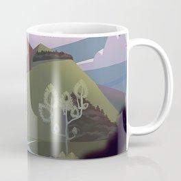Mountain dweller Coffee Mug