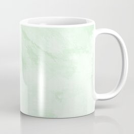 Society6 Home Solid Colors - Orange - Hues - Earth Tones Warm Pastel Colours Pale - Ultra Green 1k Coffee Mug