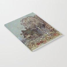 The Gardens of Astronomer Notebook