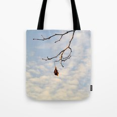 The last one left Tote Bag