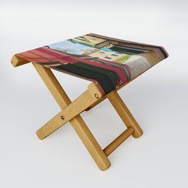Been There, Shot That (Pt. 7 – Burano, Italy) Folding Stool