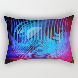 I'm Already in Your Pocket ! Rectangular Pillow