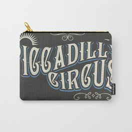 Londons famous piccadilly circus Carry-All Pouch