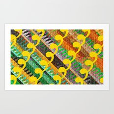 Asia, Tanzania, Florida, Laponia & Quetzal Art Print