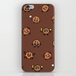 BT21 - Cute Shooky iPhone Skin