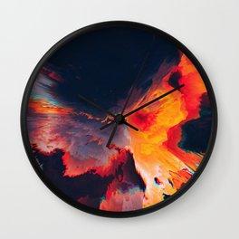 Râ Wall Clock