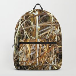 Dry Grass Backpack