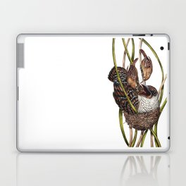 Baby Bird II Laptop & iPad Skin