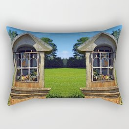 Christian cultural heritage | architectural photography Rectangular Pillow
