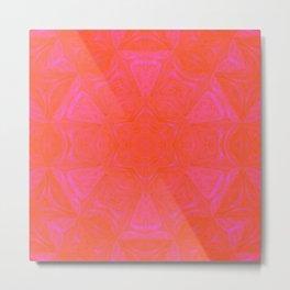 Pink day Metal Print