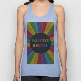 Positive Energy Unisex Tank Top