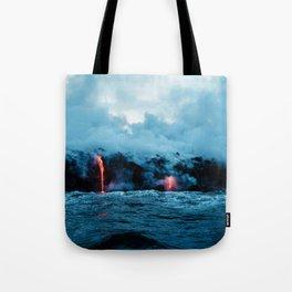 Rising New Earth Tote Bag