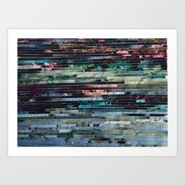 Abstract #1 Art Print