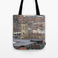 liverpool Tote Bags featuring Liverpool by eams