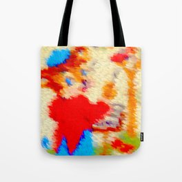 Little bear and birdy's concert ... Tote Bag